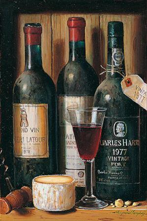 Vintage Port, 1977 by Raymond Campbell