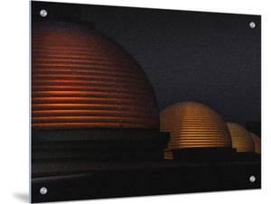 Monona Beehive Lights by Raymond Fujioka