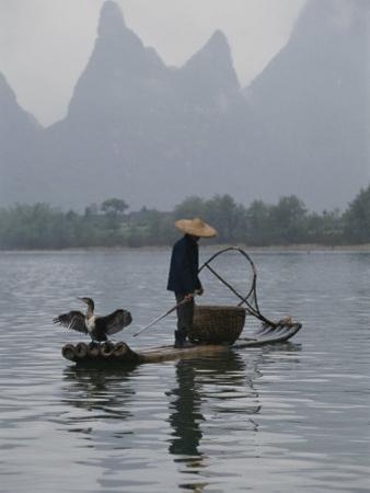 Cormorant Fisherman on the Li River
