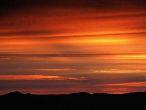 Sunset by Raymond Gehman