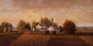 Autumn Harvest by Raymond Knaub