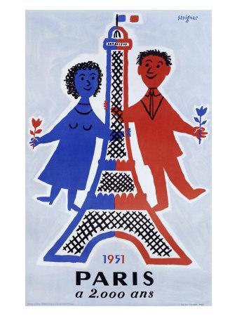 1951, Paris a 2.000 Ans