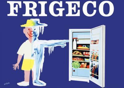 Frigeco by Raymond Savignac