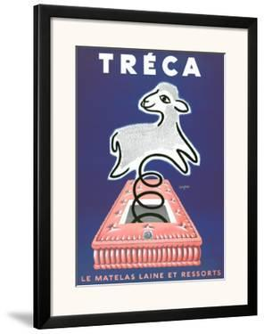 Treca by Raymond Savignac