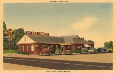 Razorback Drive-in, Roadside Retro