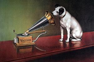 RCA Victor Trademark
