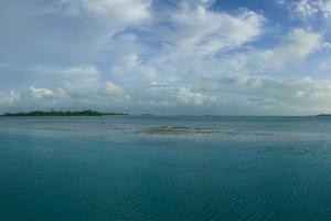 Tahitian Lagoon by rcpphoto