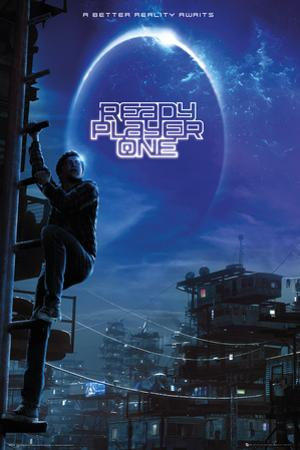 Ready Player One - One Sheet