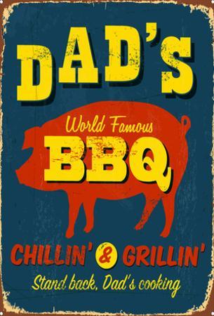 Dad's BBQ by Real Callahan