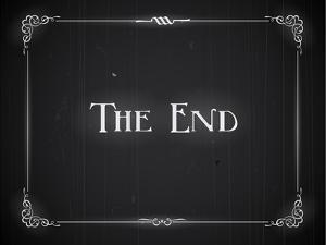 Movie Ending Screen by Real Callahan