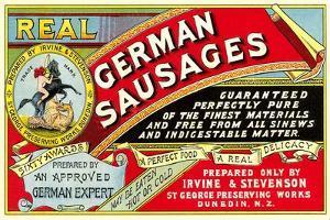 Real German Sausages