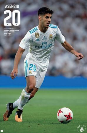 REAL MADRID - ASENSIO 17