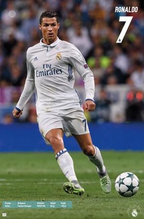 Real Madrid - C Ronaldo 16