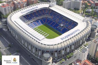 Real Madrid FC - Stadium