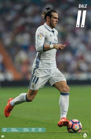 Real Madrid - G Bale 16