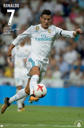 REAL MADRID - RONALDO 17