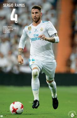 REAL MADRID - SERGIO RAMOS 17