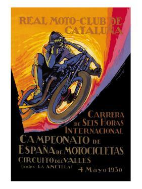 Real Motor Club of Cataluna, 6 Hour Race