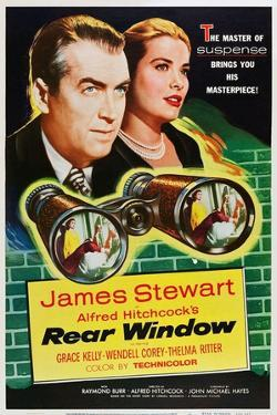 Rear Window, 1954