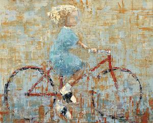 Bicycle by Rebeca Kinkead