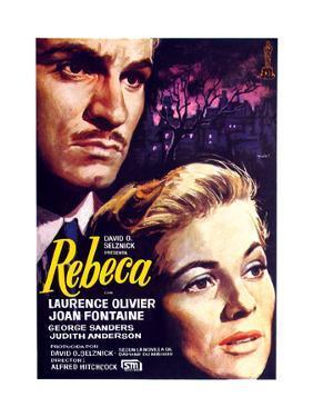 Rebecca, (AKA Rebeca, its Title in Spain), 1940