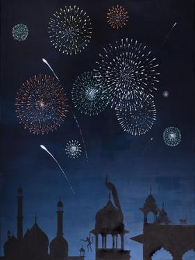 Festival of Light, 2014 by Rebecca Campbell