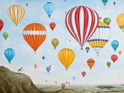 Hot Air Rises, 2012