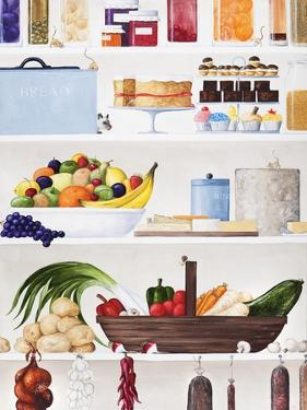 The Pantry, 2011 by Rebecca Campbell