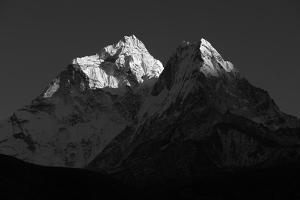Ama Dablam Is Known As One Of The Most Impressive Mountains In The World by Rebecca Gaal