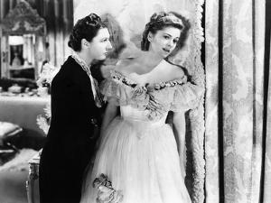 Rebecca, Judith Anderson, Joan Fontaine, 1940