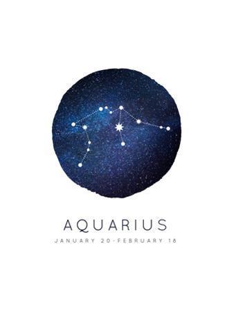 Aquarius Zodiac Constellation