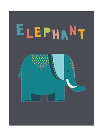 Bold Elephant by Rebecca Lane