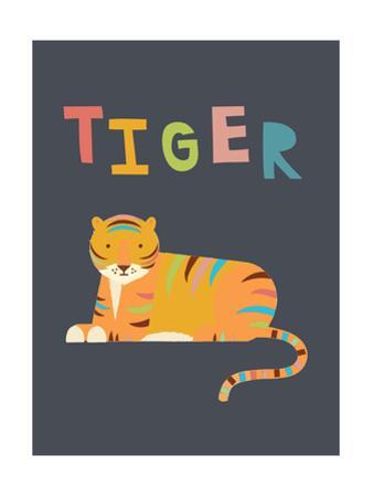 Bold Tiger by Rebecca Lane