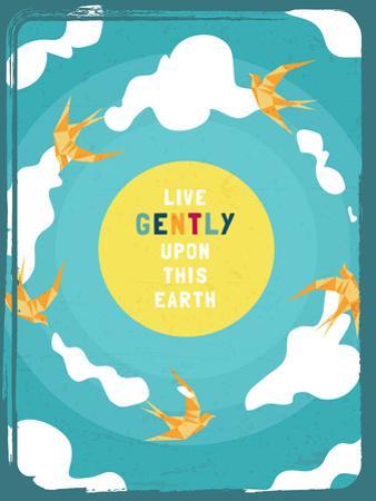 Live Gently by Rebecca Lane