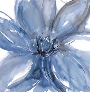 Blue Beauty II by Rebecca Meyers
