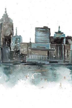 Downtown II by Rebecca Meyers