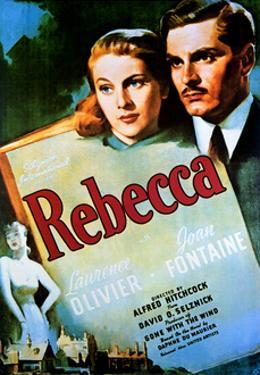 Rebecca - Movie Poster Reproduction