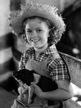 Rebecca Of Sunnybrook Farm, Shirley Temple, 1938