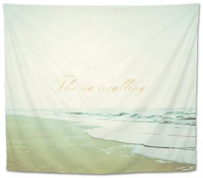 The Sea Is Calling by Rebecca Peragine