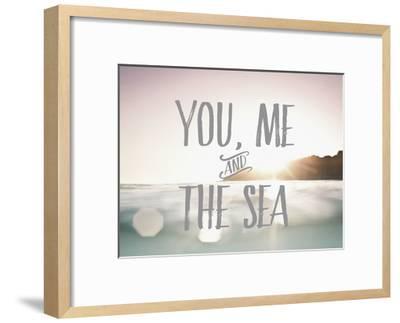 You Me + The Sea by Rebecca Peragine