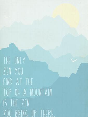 Zen by Rebecca Peragine