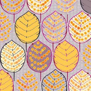 Autumn Leaves by Rebecca Prinn