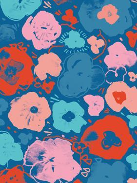 Flower Crush by Rebecca Prinn