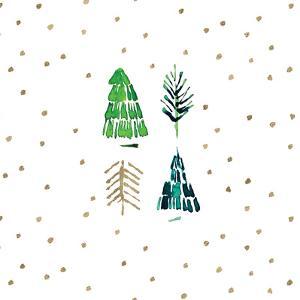 Four Little Trees by Rebecca Prinn