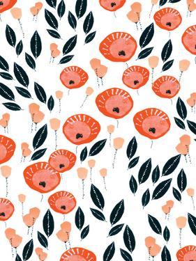 Lollypop Flowers by Rebecca Prinn