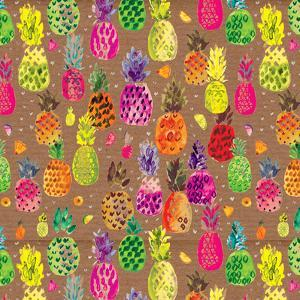 Pineapple Party by Rebecca Prinn
