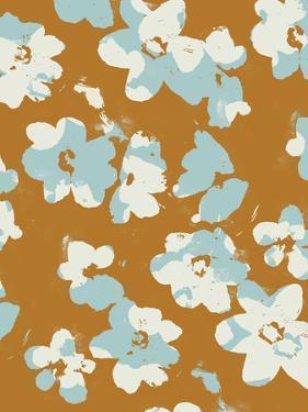 Screened Florals by Rebecca Prinn