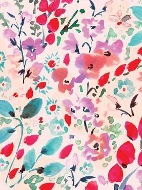 Sherbet Flowers by Rebecca Prinn