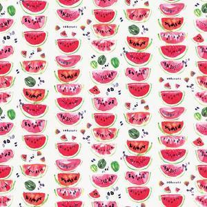 Watermelon Slices by Rebecca Prinn