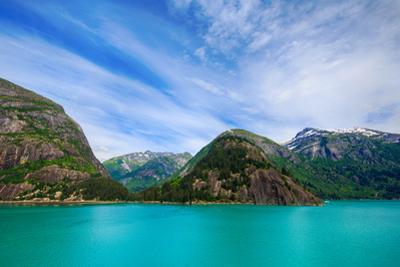 Beautiful Alaska Coastline by rebelml